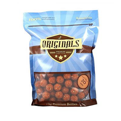Originals-Premium Carp Food First Choice Maple Pistache boilies 20 mm
