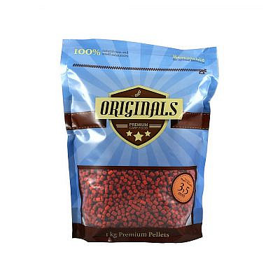 Originals-Premium Carp Food Maple Pistache Pellet