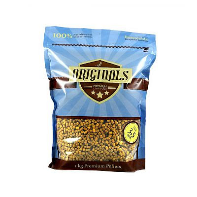 Original-Premium Carp Food Originals Scopex Pellet