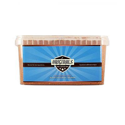 Originals-Premium Carp Food Active Groundbait/Stickmix Liver Squid
