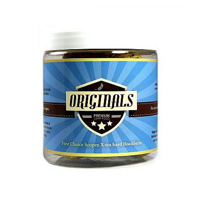 Originals-Premium Carp Food X-tra Hard Hookbait Scopex