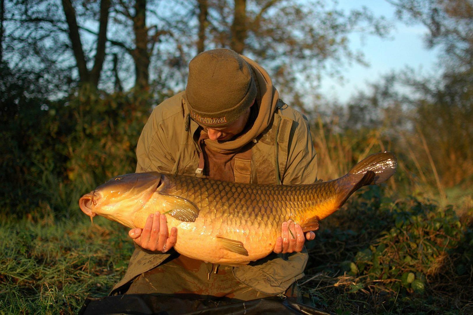 Volgende keer 'wintervissen voor gevorderden'