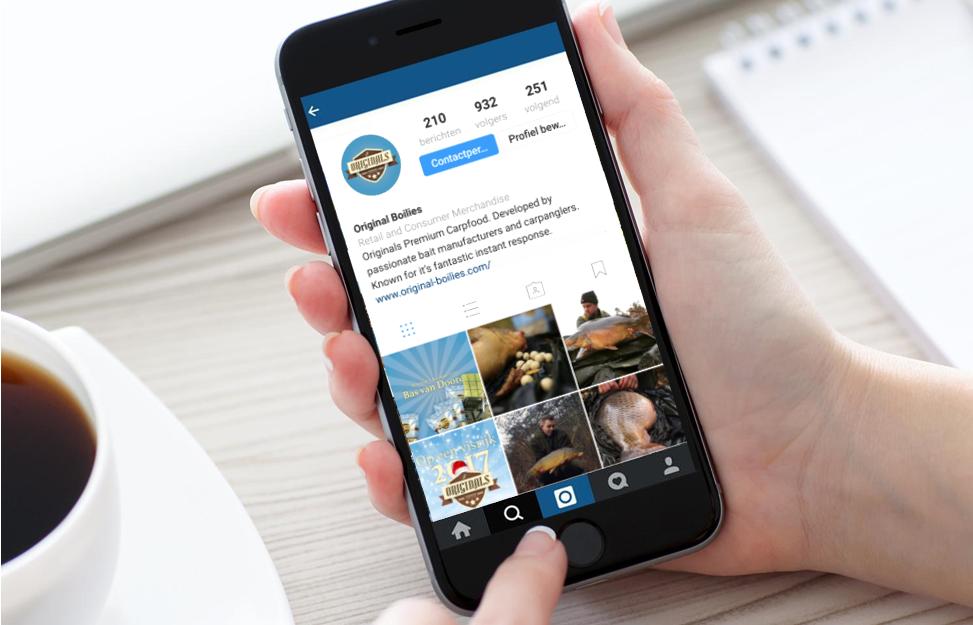Onze activiteiten op social media worden goed ontvangen. Het doel is om iedereen zo goed mogelijk te informeren over onze producten
