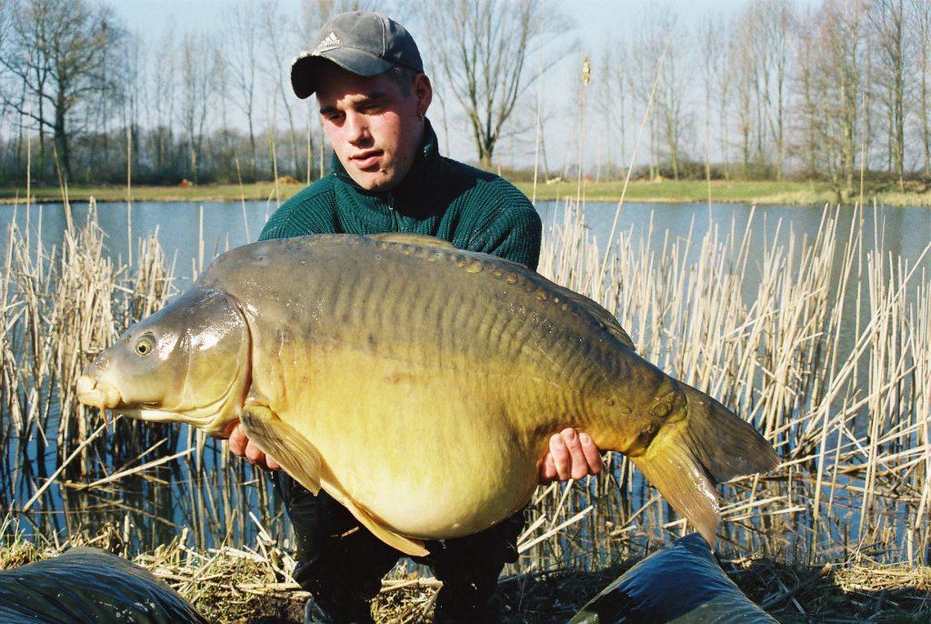 Jan is bekend van zijn succesvolle visserij op Brabantse circuitwateren