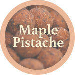 Maple Pistache boilies Originals