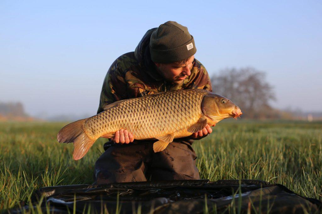 Slim vissen op de juiste diepte is op dit moment dé truc voor succes.