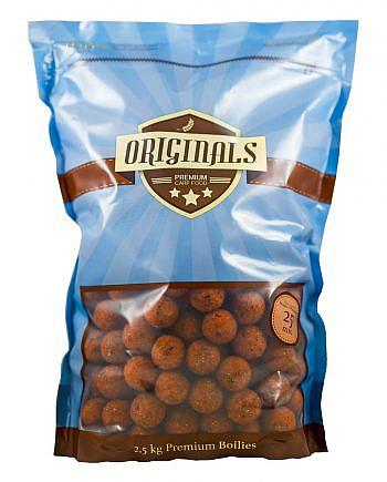 Maple Pistache Boilies Originals