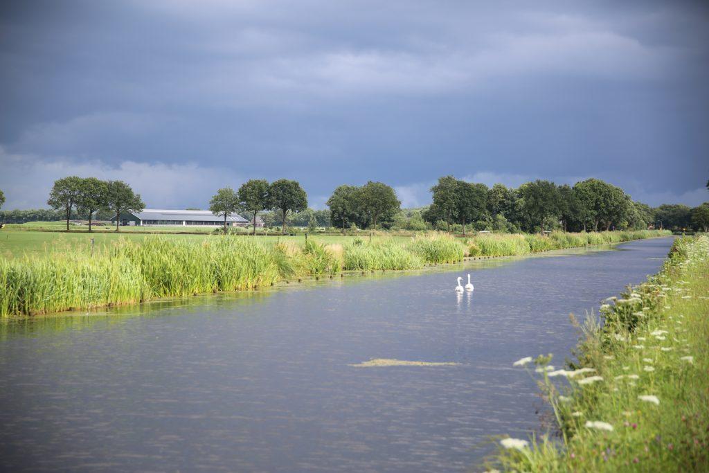 Deze kanalen lenen zich perfect voor de hit & run visserij