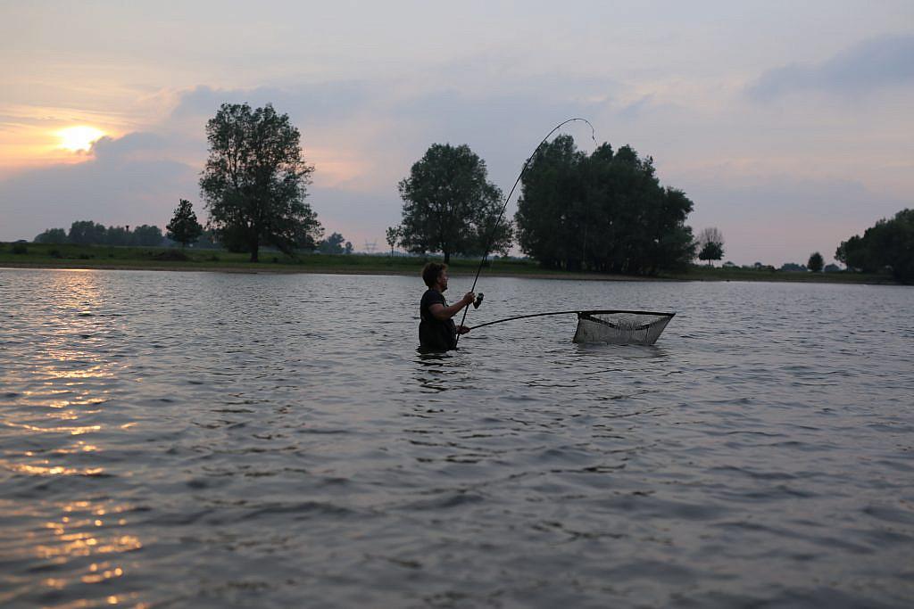 We kunnen veel leren van de witvisserij. Martin past al veel trucs toe in zijn visserij