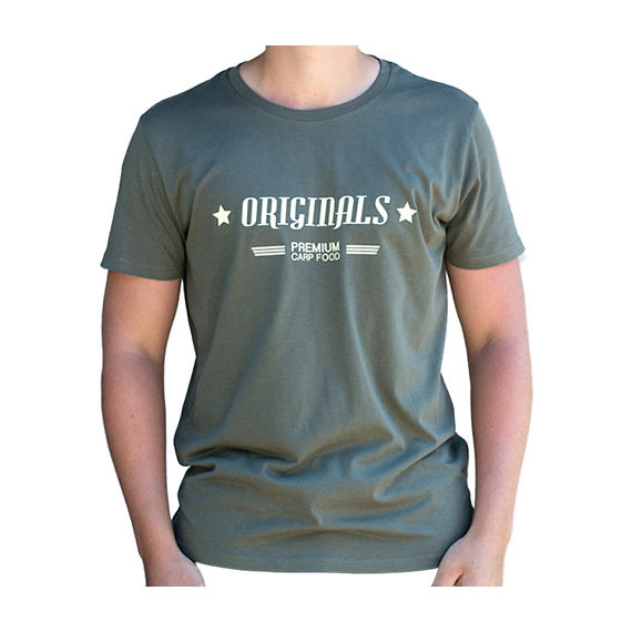 olive shirt