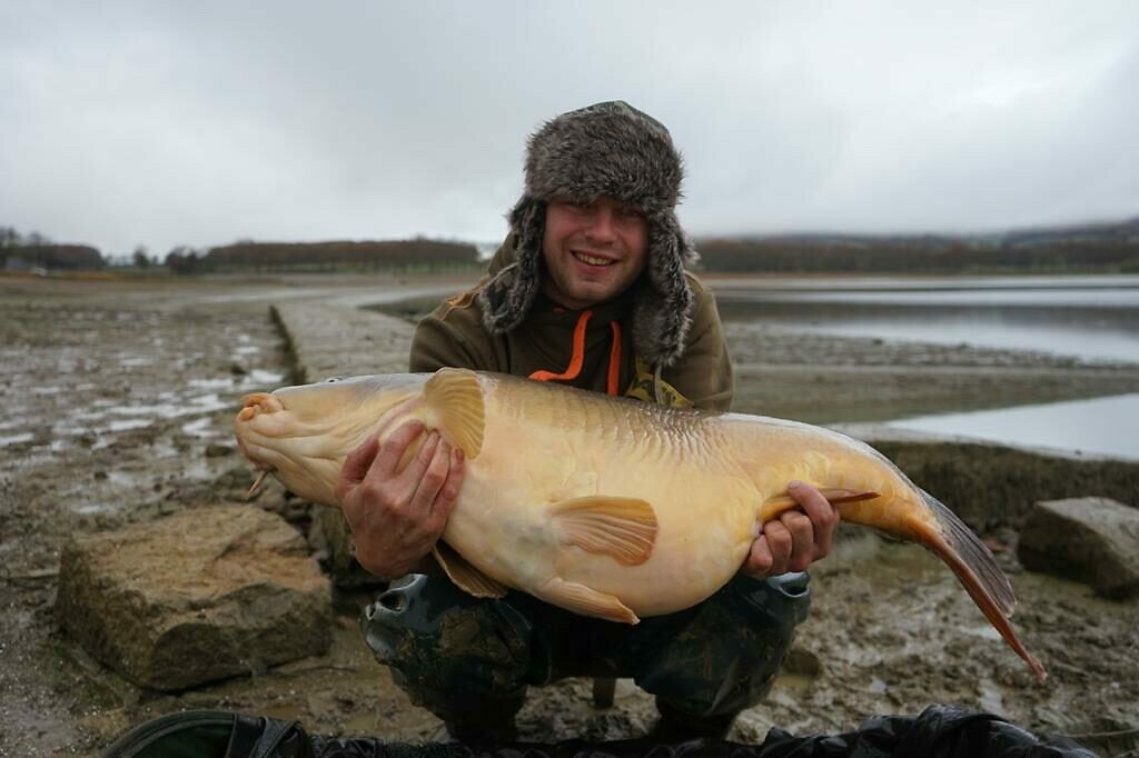 Wateren waar ik vorige winter nog veel vis ving zijn dit jaar gesloten. Hou daar rekening mee tijdens je trip!