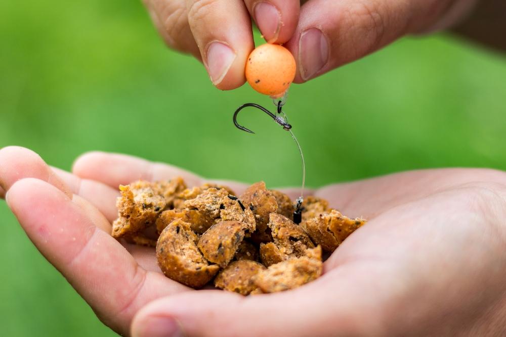 chod- en ronnie-rigs mogen in het voorjaar dan ook niet ontbreken in jouw vistas!